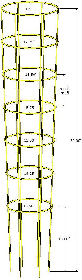 Image Result For Heavy Duty Tomato Cages